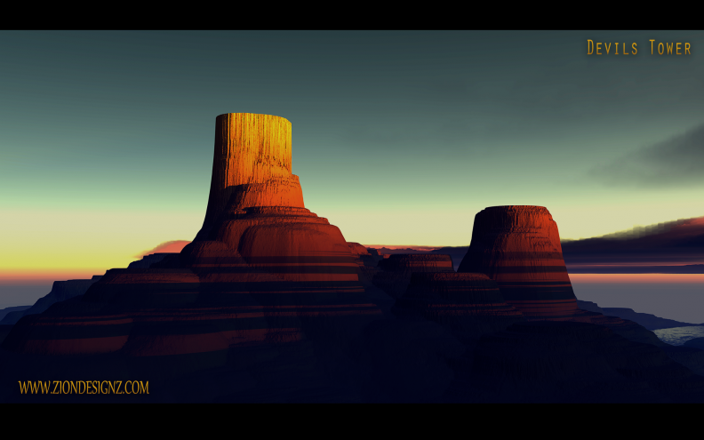 devils_tower_by_lecro-d4b0r3i.png